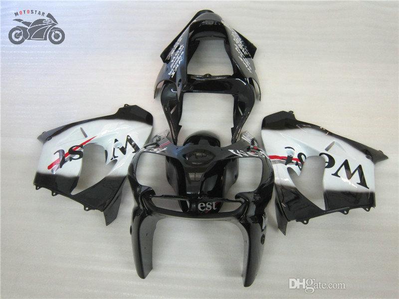 kit carénage de haute qualité pour Kawasaki Ninja ZX9R 2002 2003 noir WEST carénages ZX 9R chinois mis 02 03 ZX9R