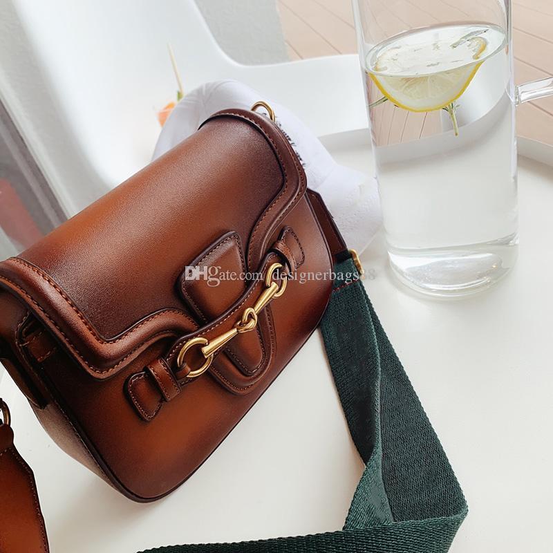 Borse borse a flap vintage sella singola spalla single nuove donne stampa pacchetti borse a mano messenger crossbody borse borse classiche Akagq