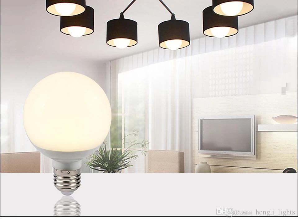 Global Powerful Lamp Bombillas LED Warm White Light Ball Decoration for lighting floodlights House vintage Filament Bulbs JK0600