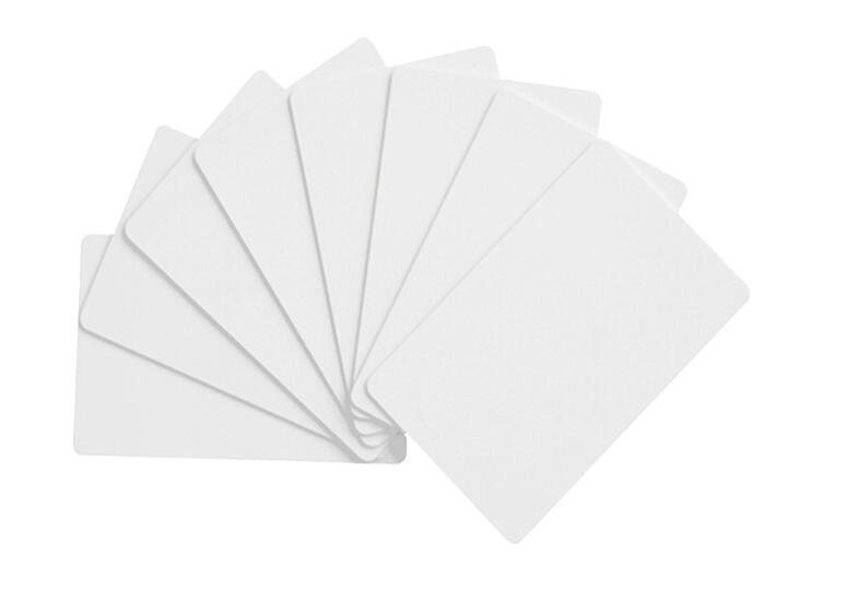 tag NFC Ntag215 puce carte blanche carte à puce de téléphone contrôle d'accès électronique NFC Carte d'accès de contrôle