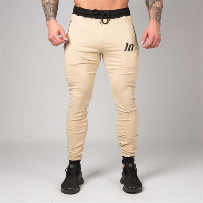 2018 Nuevo NANSHA Ropa deportiva Gimnasios Pantalones Hombre Chándal Pantalón de entrenamiento para hombre Pantalones de entrenamiento Pantalones de chándal Pantalones Jogger