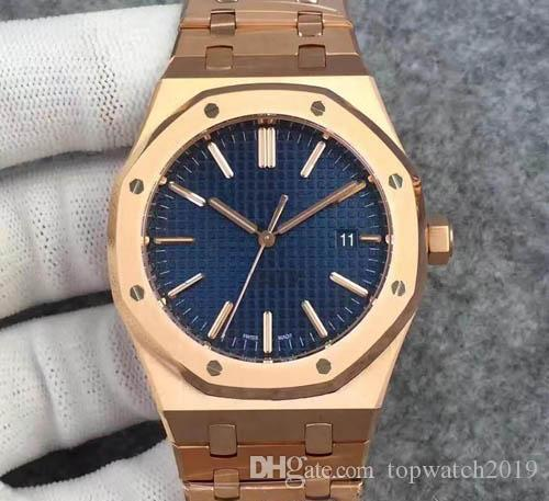 Watches Men Automatic Machinery Men Watch 42mm Sapphire Cystal Glass Back Stainless Steel Business Wristwatches