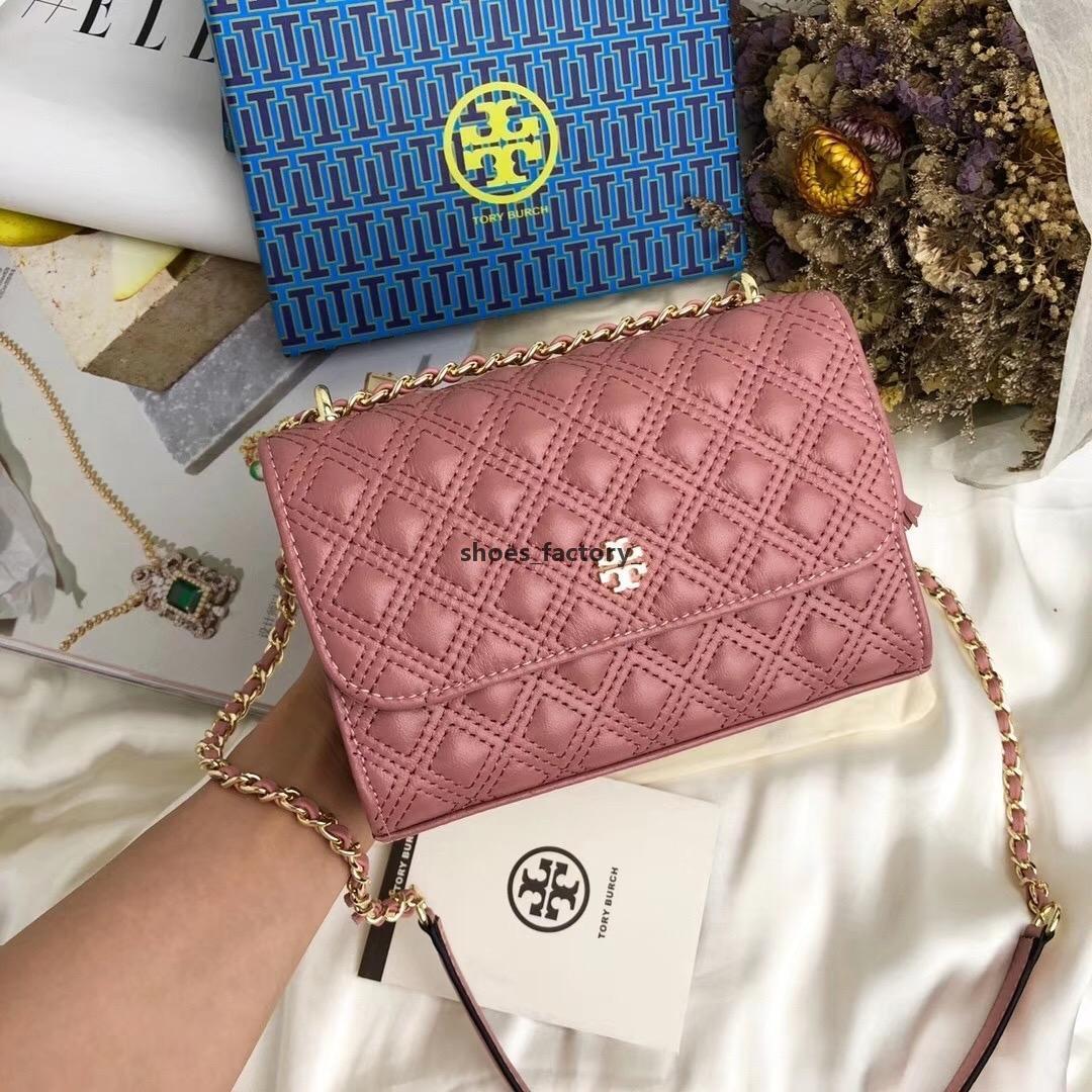 luxeconcepteur S328 classique de haute qualité Flap chaîne Sac Sacs Designer femmes sac chaîne sac à main en cuir Sac de Crossbody épaule Mes