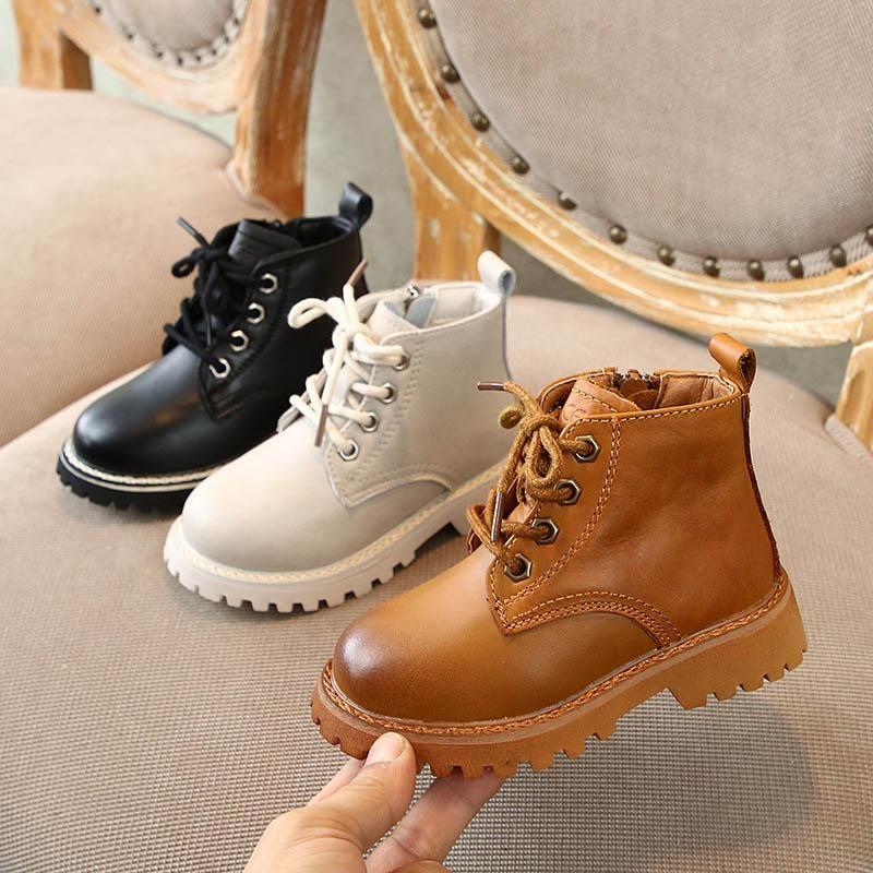 New Fashion Big Kids Shoes Kids Boots
