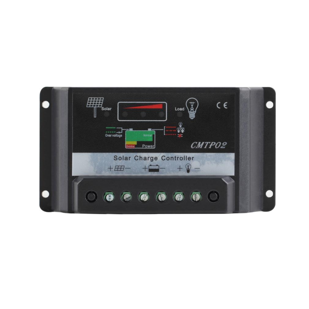Freeshipping 30A PWM панели солнечных батарей защиты зарядное устройство контроллер заряда регулятор 12 В / 24 В постоянного тока