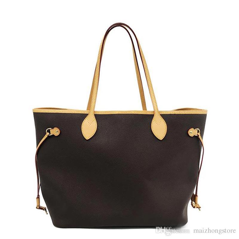 نمط جديد حقائب اليد المركبة L زهرة بو الجلود حقيبة يد المرأة الأزياء مستحضرات تجميل السيدات مركب حقيبة محفظة أكياس التسوق
