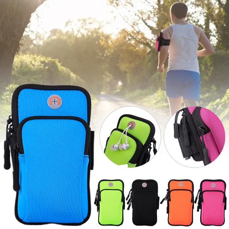 Мобильный телефон Arm сумка Arm типа мобильный телефон Защитные рукава Универсальная водонепроницаемая для бега, фитнеса и Спорта на открытом воздухе