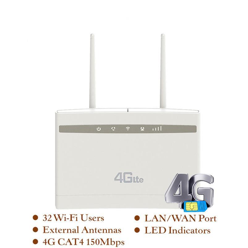 Маршрутизатор 4G ЦПЭ репитер WiFi широкополосный модем с SIM-Шольт беспроводной маршрутизатор ПК Huawei B525 Xiaomi Ми маршрутизатор ЗТЕ