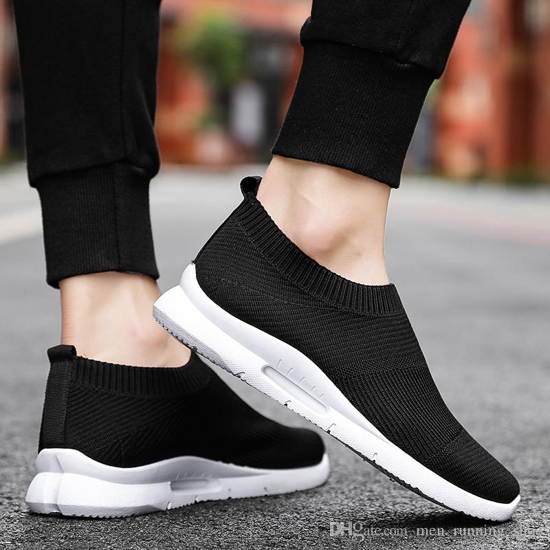 2019 New Men Women Sneaker Casual Shoes Low Top Shoe Walking White Black Sports Trainers Chaussures sneakers sports shoes