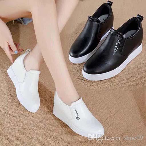 Nouveau Chaussures Baskets unisexe hommes femmes chaussures talons mode Spikes Spikes cloutés Flats chaussures sneakers de p54