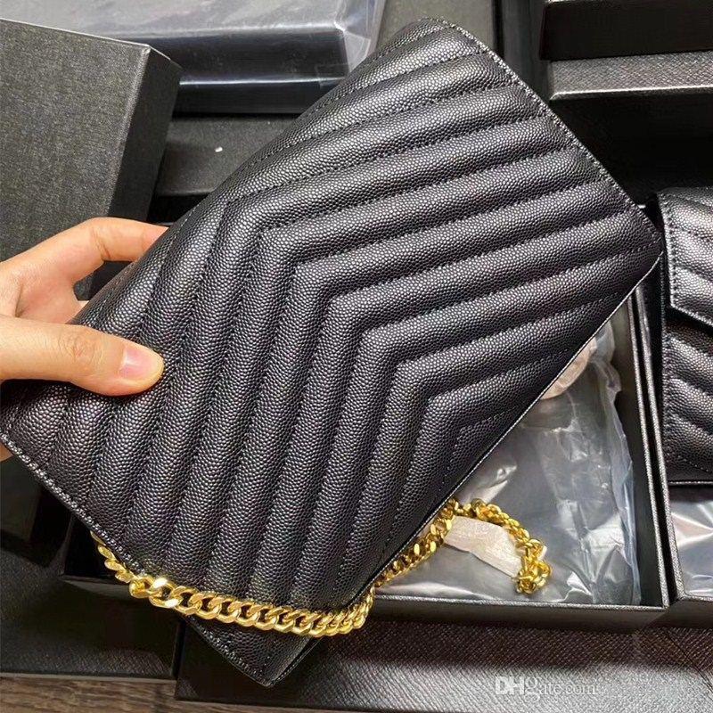 Качественный клапан для высокой классической сумки кошелек сумки цепные женские сумки цепные кожаные металлические реальные дизайнерские сумки через плечо мессенджер RLLLVB