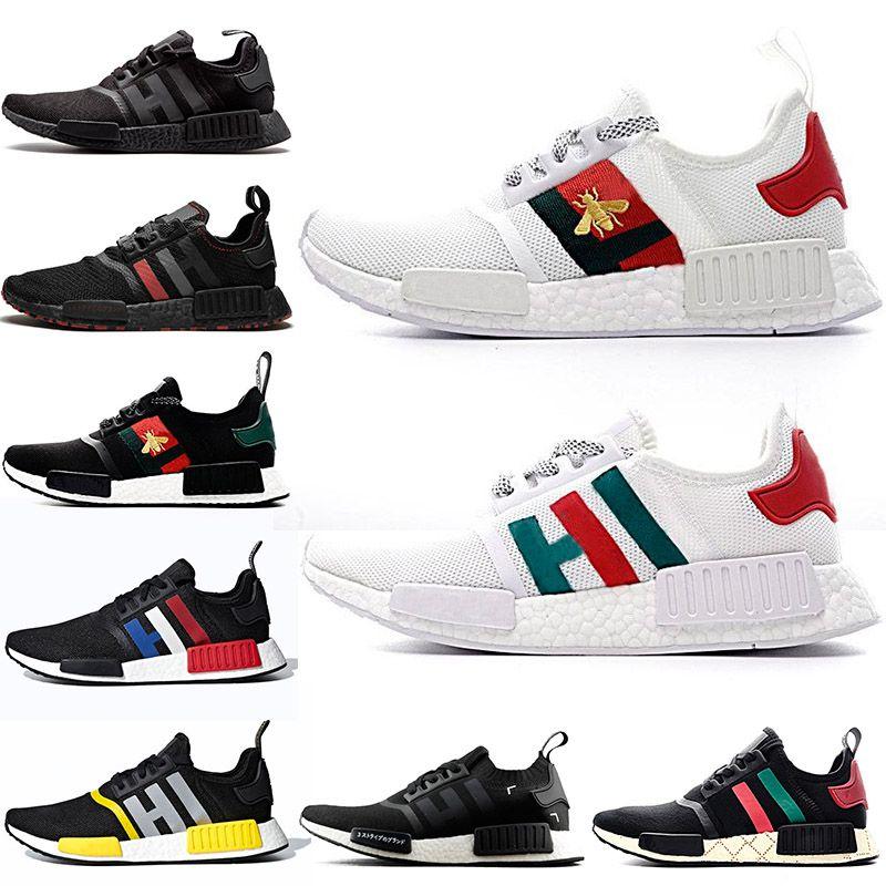 claro cortar Decremento  Adidas Nmd R1 Gucci Bee Sneakers PK Negro Atmos Thunder OG Japan Zapatillas Para  Correr Para Hombre Zapatillas Primeknit Runner Red Marble Para Mujer  Zapatillas De Deporte Por Market_sports, 19,14 €
