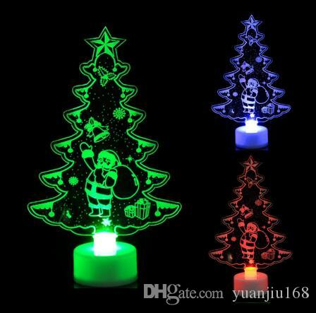 Renkli Led Dekoratif Işıklar Yılbaşı Ürünleri Yılbaşı Ağacı Süsleri Parti Adornos De Navidad Para Casa GB1351 Malzemeleri