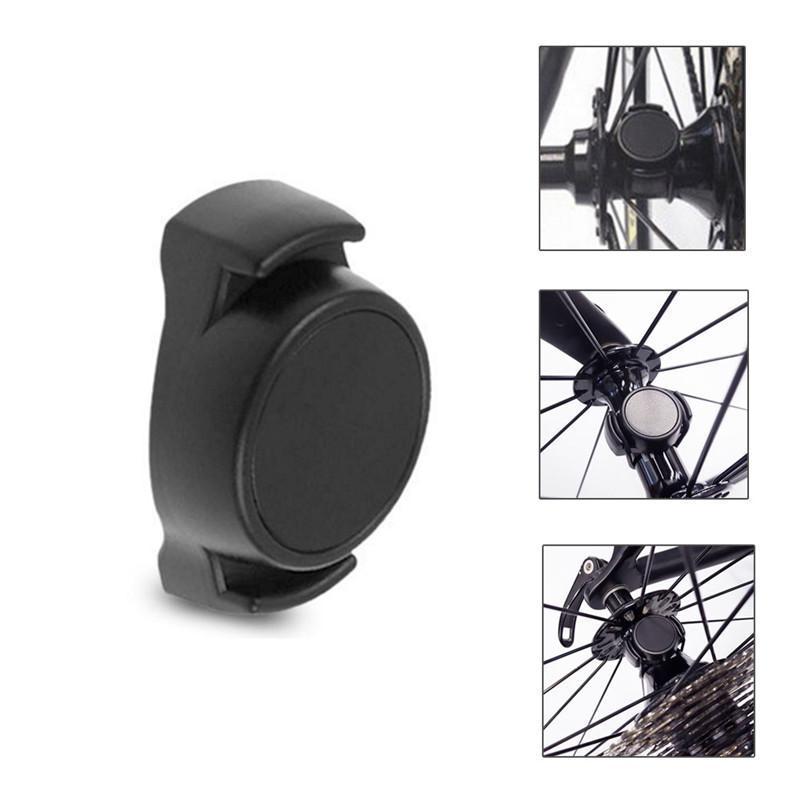 Sensore di velocità mini impermeabile IPX7 senza fili esterno della bici del tachimetro Codice biciclette Tabella del sensore di velocità di connessione Bluetooth 4.0