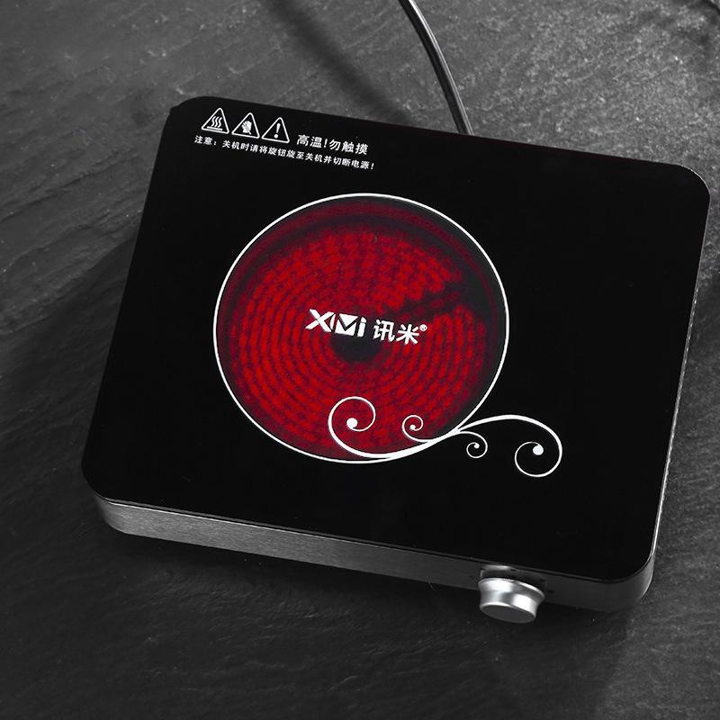 Dünya çapında Sağlık Çay Kettle wamer için uygundur Yüksek Kalite Bambu Elektrik Radiant-ocak priz adaptörü ile Çaydanlık Isıtıcı
