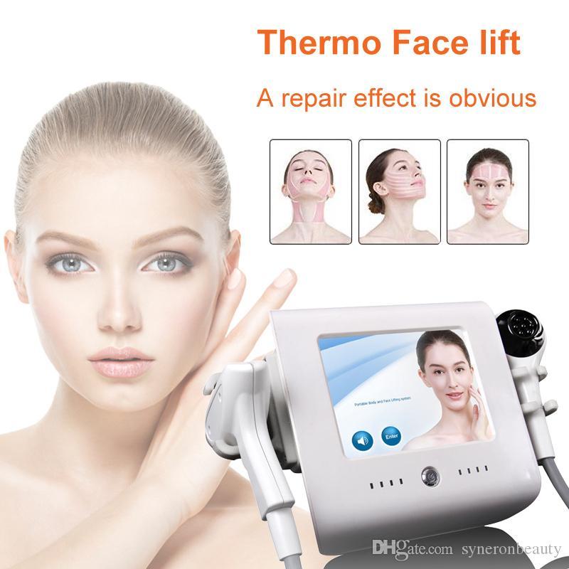 집중 RF 보온병 얼굴 리프팅 기계 눈 가방 제거 rf 아름다움 장비를 강화 RF 피부를 들어 올려