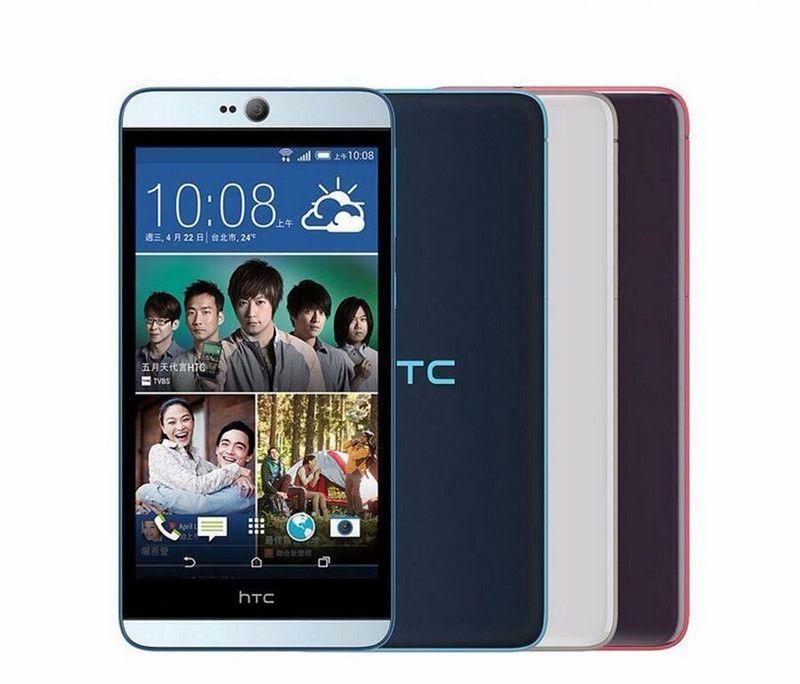 Оригинальный HTC Desire 826 Dual SIM Otca Core 2 ГБ ОЗУ 16 ГБ ROM 4G LTE 13.0MP Камера Android Восстановленное Смартфон