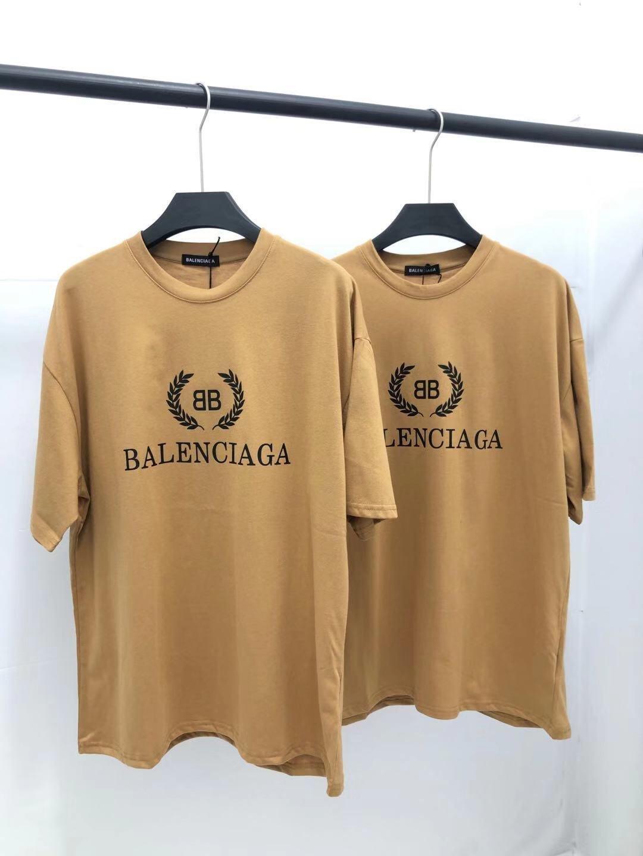 Yüksek Kaliteli Brandshirts Kadınlar Erkek Tişörtü Designershirt Moda Günlük İlkbahar Yaz Tees Lüks Kız tişört Yeni Geliş LJ 20030204L