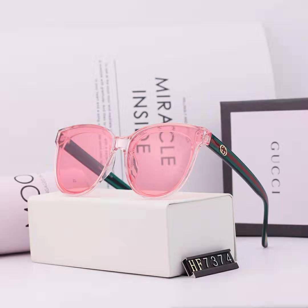 erkek ve kadınlar için araç güneş gözlüğü sürüş 2019 moda yeni ürün cam göz kamaştırıcı lens temperli gradyan
