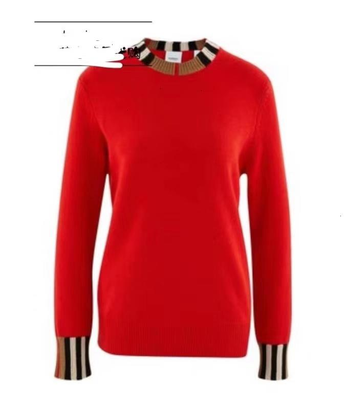 Womens sweater fashion casual sweater size S-L comfortable warm WSJ000#11293765