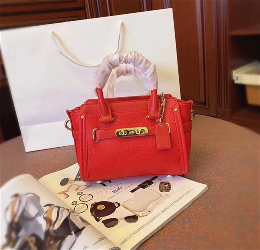 Frauen Designer-Handtasche Luxus Schultertasche Täschchen Qute Mode gutes Spiel CFY2003023 //