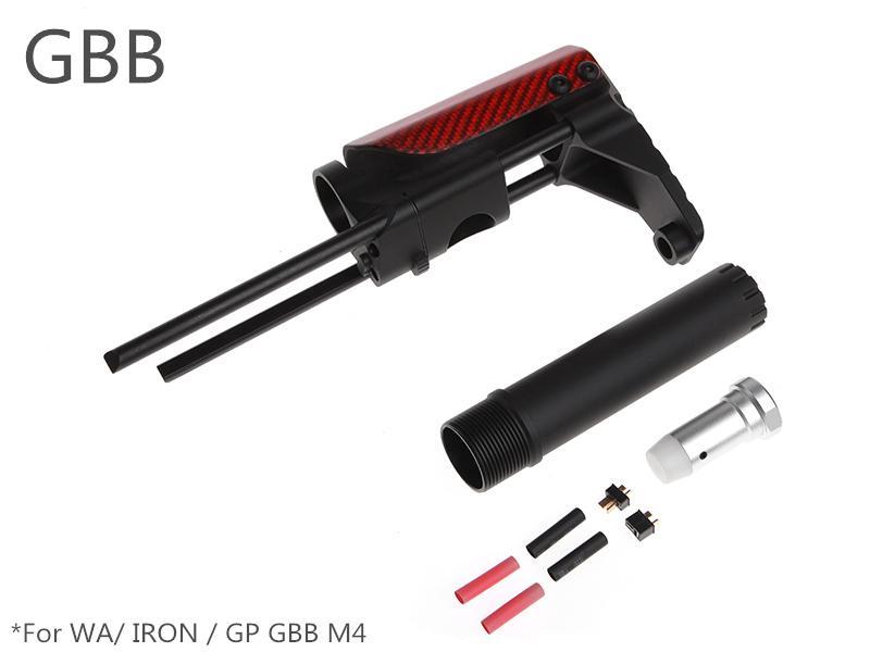 PDW المالية لAR15 المدافع الادسنس لعبة استخدام GBB AEG M4 كاربين
