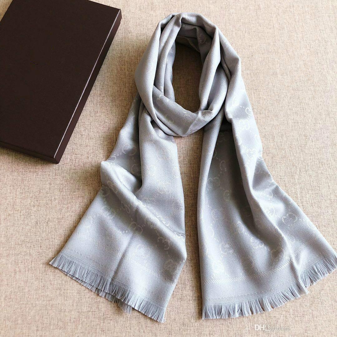 Milhares de lenços de caxemira pássaros imitação, amantes do sexo feminino Primavera versão coreana do cinza preto xale moda xadrez dupla face