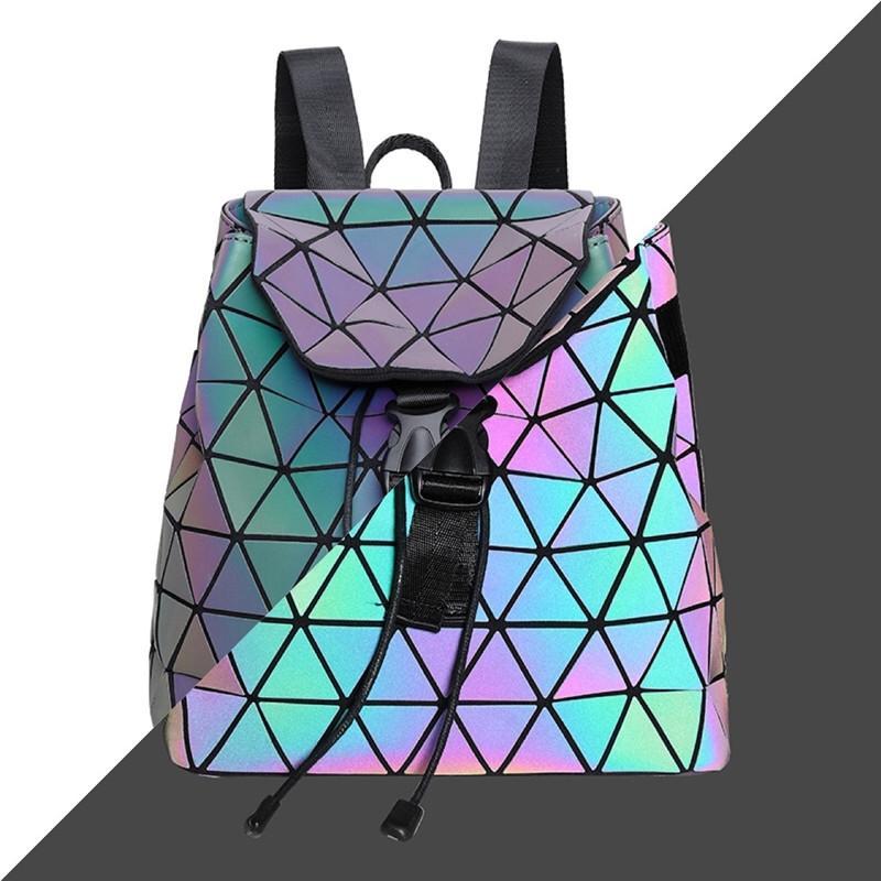 2020 Nova moda em couro de forma famoso Designers Korliedlys Bag Marca Mulheres Messenger Bag Geometric Carteiras sacos de embreagem # 171