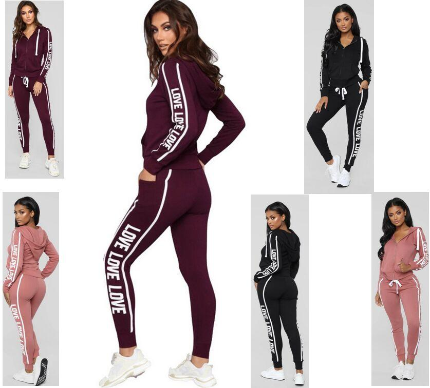 2PCS Womens Cycling Gym Patchwork Tops+Shorts Jogger Casual LoungeWear Tracksuit