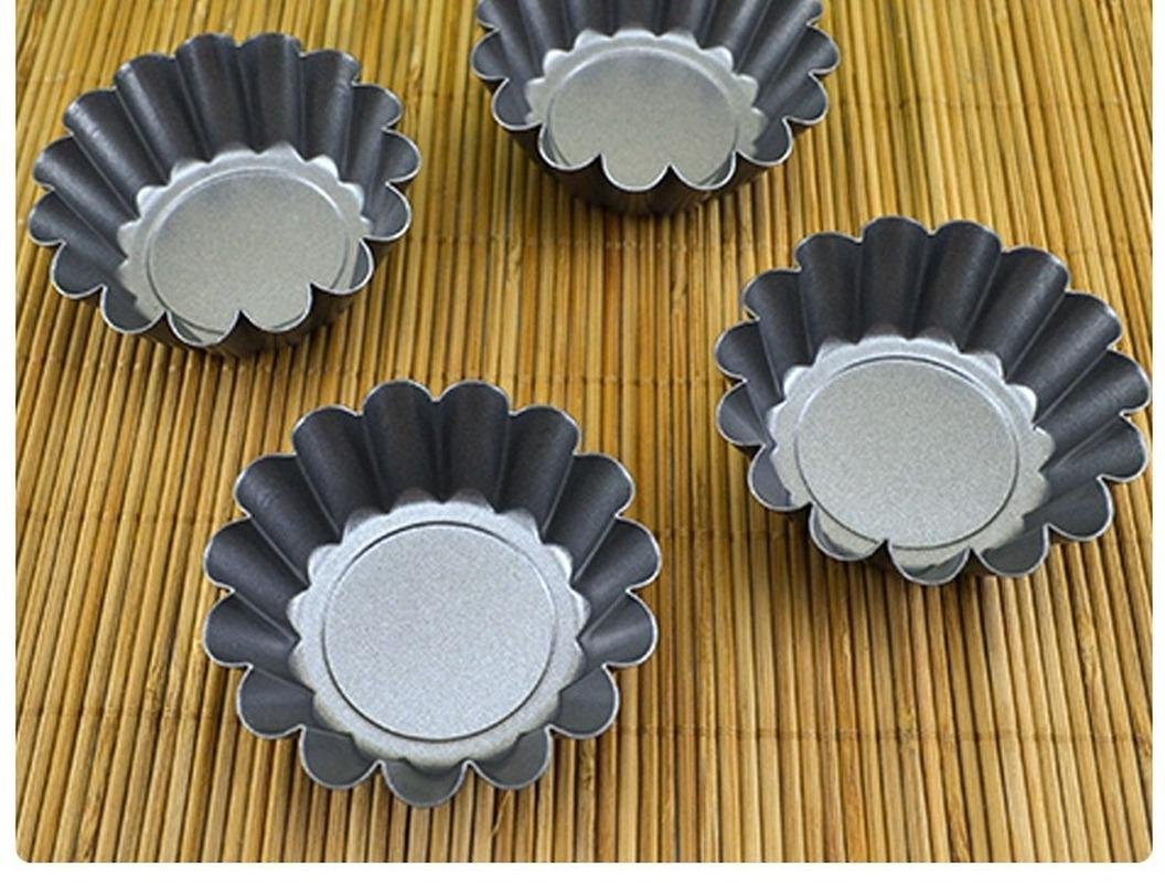 DIY Mould Mould Baking Quality Carbon Steel Size Egg Chrysanthemum High Tart Cake Thickened Small Appliance CNE Fast Shipping Eidgm