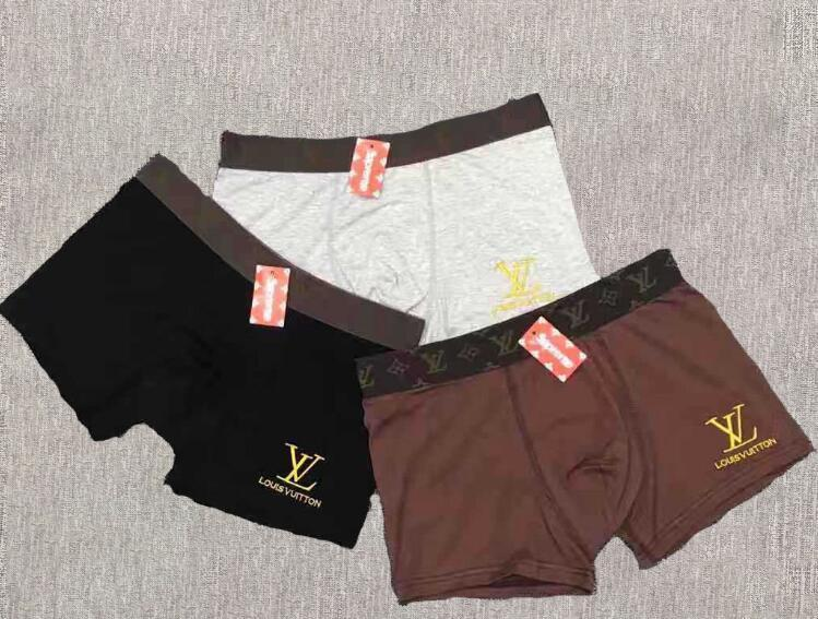 2019 Ari Cotton Breathable Boxer Shorts ABDLouis Vuitton