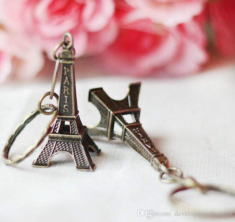 توري برج ايفل كيشاين للمفاتيح التذكارية ، باريس تور ايفل كيشاين مفتاح سلسلة مفتاح الطوق الديكور حائز المفتاح