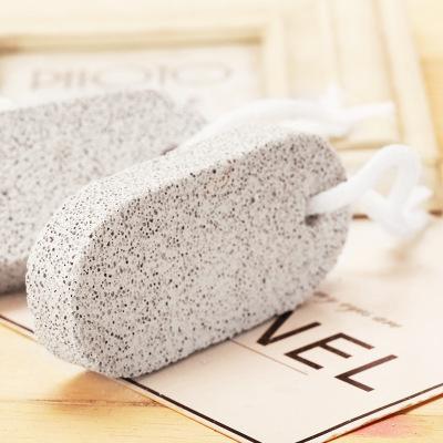 فرك الحجر Hot Skin Foot Scruber مزيل الجلد الصلب فرك الخفاف Stone Clean Foot EEA238