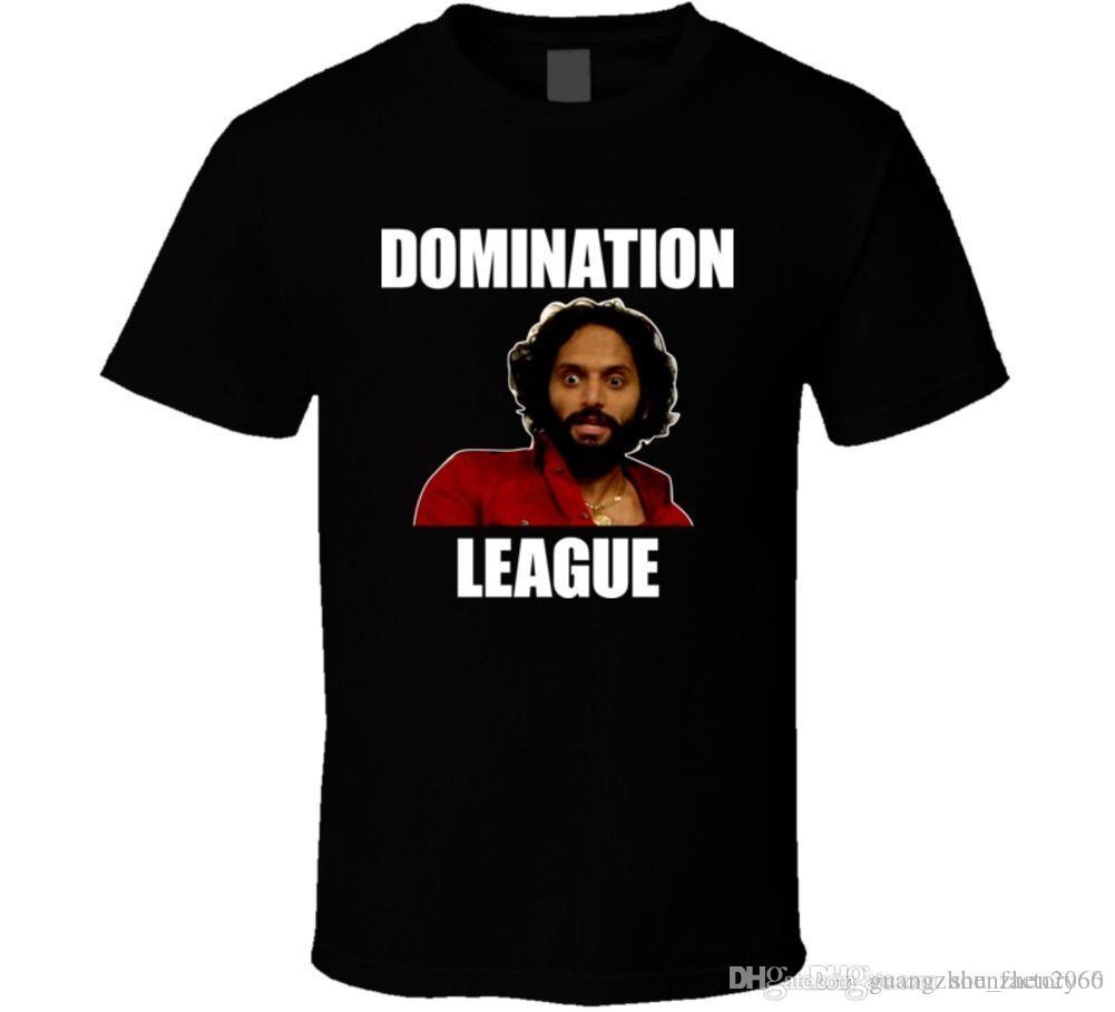 Die Liga Tv Show Fantasie Fußball Herrschaft T Shirt