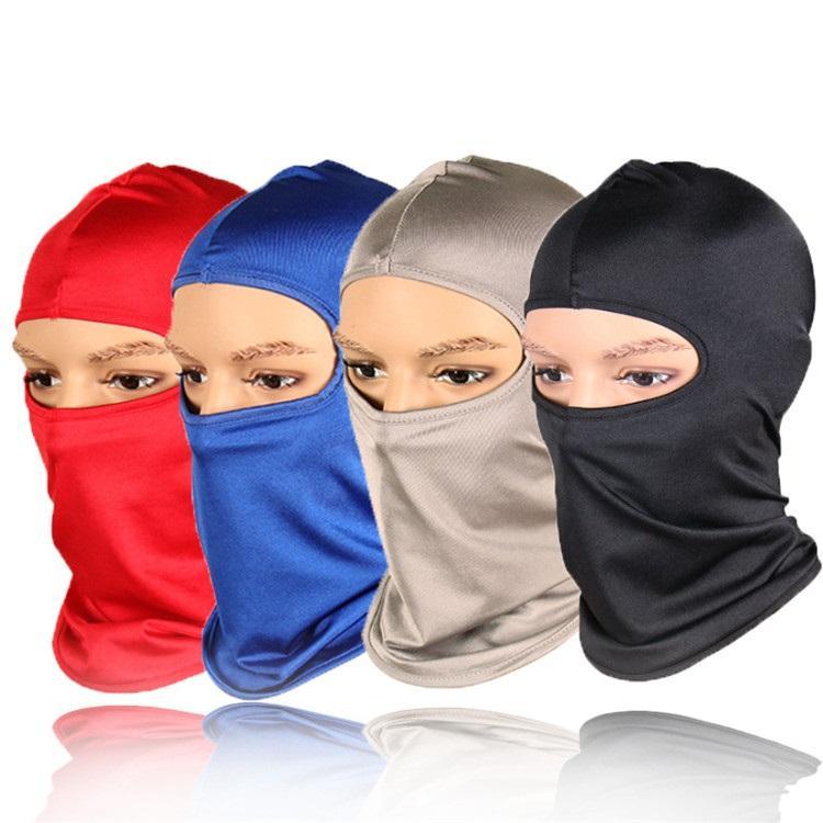 Nuevo estilo de invierno al aire libre de la máscara de mantener caliente montar a prueba de polvo cortavientos Partido Sombrero Cara enmascarada sombrero protector Máscara T9I00133