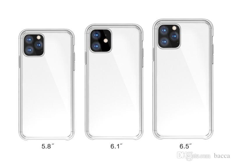 Custodia Trasparente Iphone 11 Cover Trasparente Antiurto Hd Iphone 11 Custodia Pro Pro Max 2019 Da Bacca 0 3 It Dhgate Com
