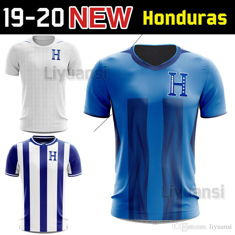Acquista TAGLIA: S XXL 2019 2020 Honduras Maglia Da Calcio Home Away 3rd 19 20 Honduras Elis Lozano Acosta Futbol Camisetas Maglie Di Calcio Top ...
