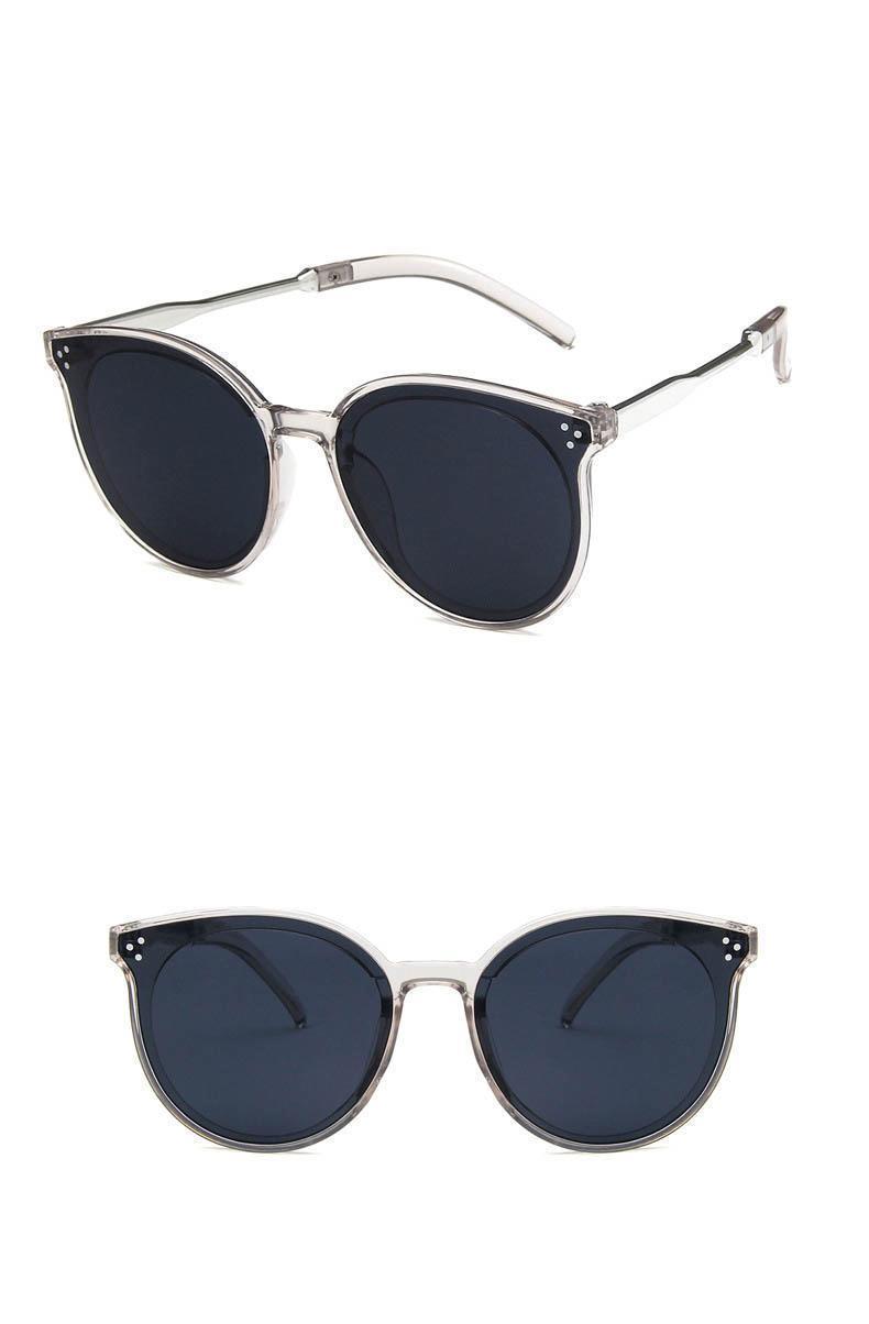 2019 nuevas gafas de sol estrella roja neta con gafas retro gafas de sol coreanas calle uñas arroz protection16d1 disparar UV #