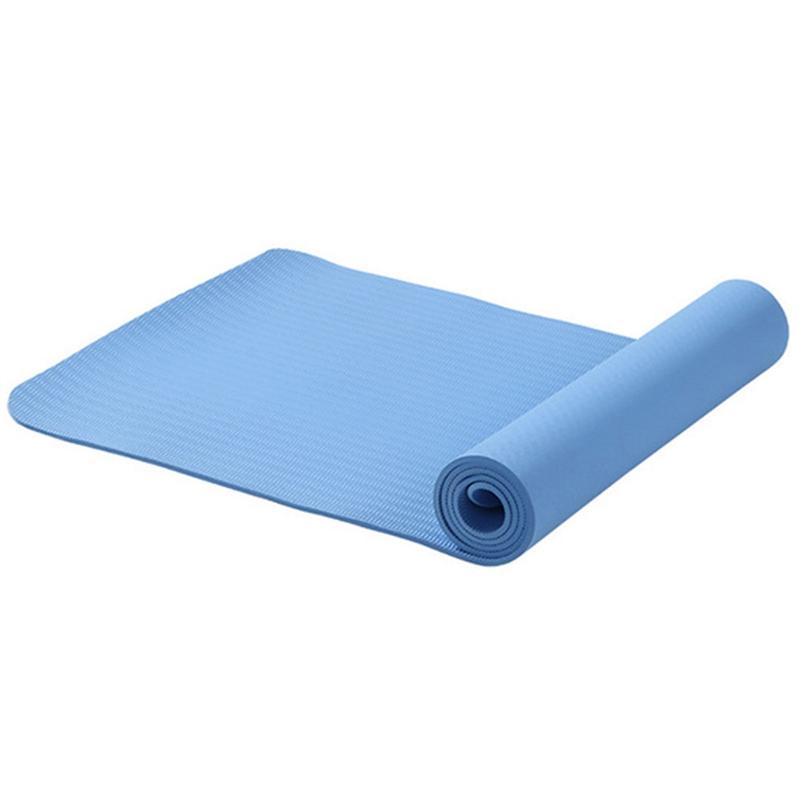 품질 비-슬립 요가 매트,피트니스에 대한 맛 브랜드 매트 Pilates 체육관 운동은 스포츠에 매트 패드와 요가 부대 183X61cm