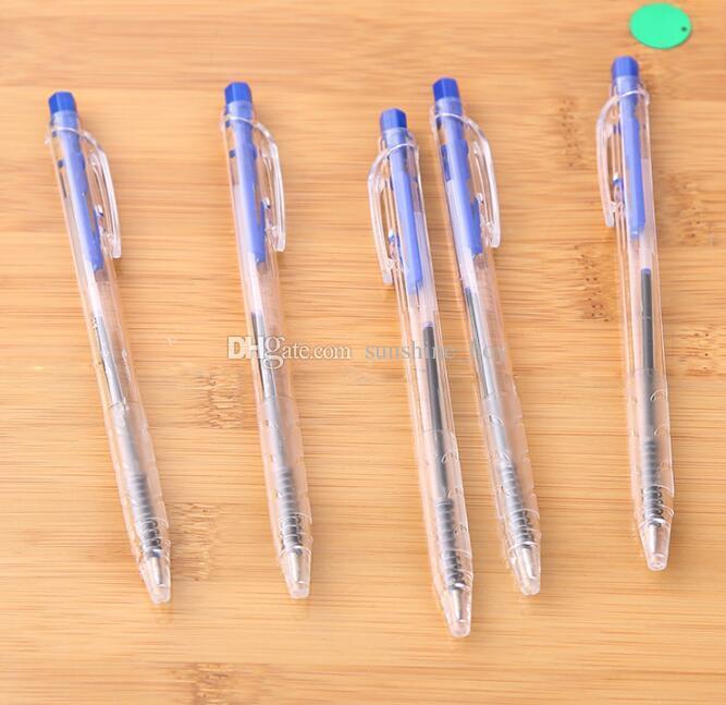caneta azul