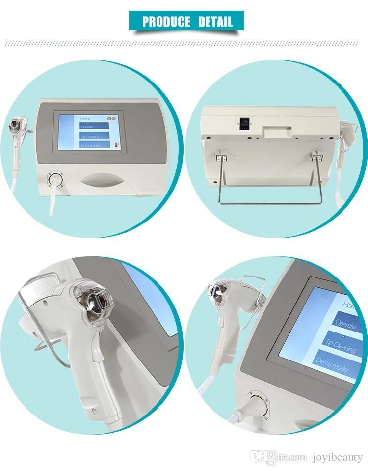 Bonne efficace Tixel Novoxel Retrait thermique Fractional Cicatrices et vergetures enlèvement beauté machine CE / DHL