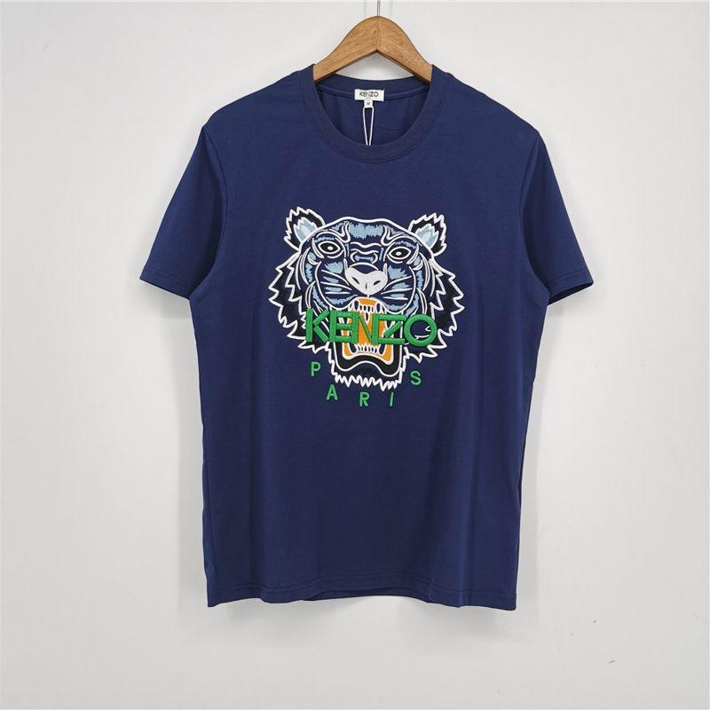 New Fashion Brand Mens Designer T-Shirts Girls Tshirt Short Sleeves Shirts Tiger Letters Womens Summer Tees Top Quality A1BYT 2031802V