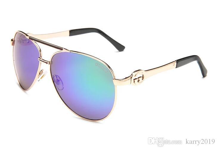 Popüler Tasarımcı Erkekler ve Kadınlar için Polarize Güneş Gözlüğü Açık Spor Bisiklet Sürüş Güneş Gözlükleri 2285 için Güneş Gölge Güneş Gözlüğü
