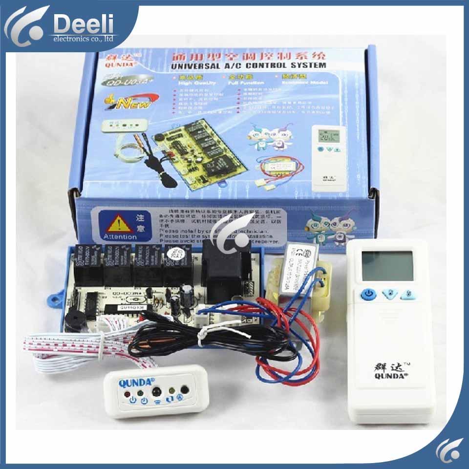 Klima QD-U03A + Bilgisayar kontrol kartı için 2 adet / lot yeni iyi bir çalışma