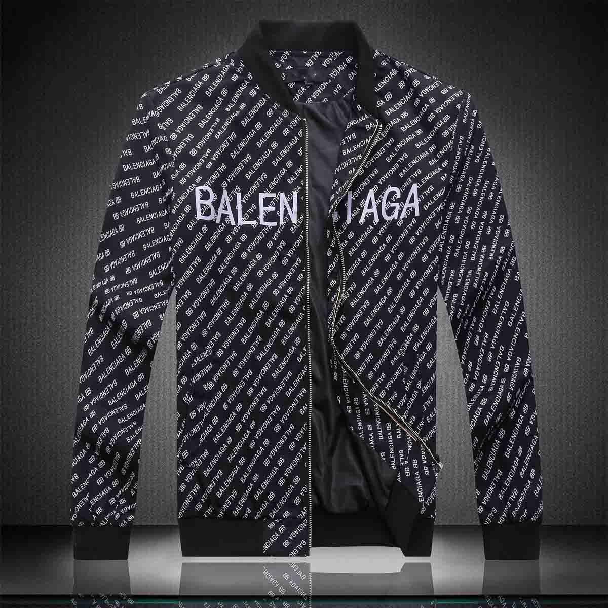 العلامة التجارية مصمم سترات 2019 الأزياء المد رجل دثار طبقة رسائل مطبوعة فاخرة الرجال هوديي عارضة الرياضة في الهواء الطلق مصدات الرياح الملابس M-3XL