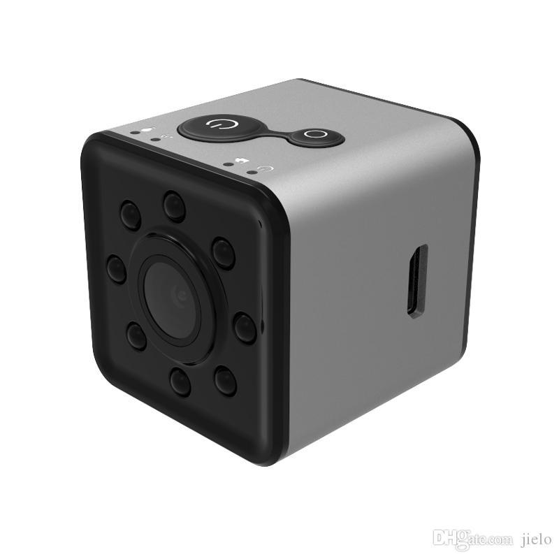 SQ13 Appareil photo numérique 4K Wifi caméra étanche 1080P HD enregistreur vidéo infrarouge Détection de nuit Mini caméra 155 degrés de rotation en gros