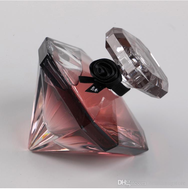 belle 2019 Perfumes marca Highend para mulher La vie est La Nuit Tresor spray de água elegante e bonito frete grátis 75ml EDP