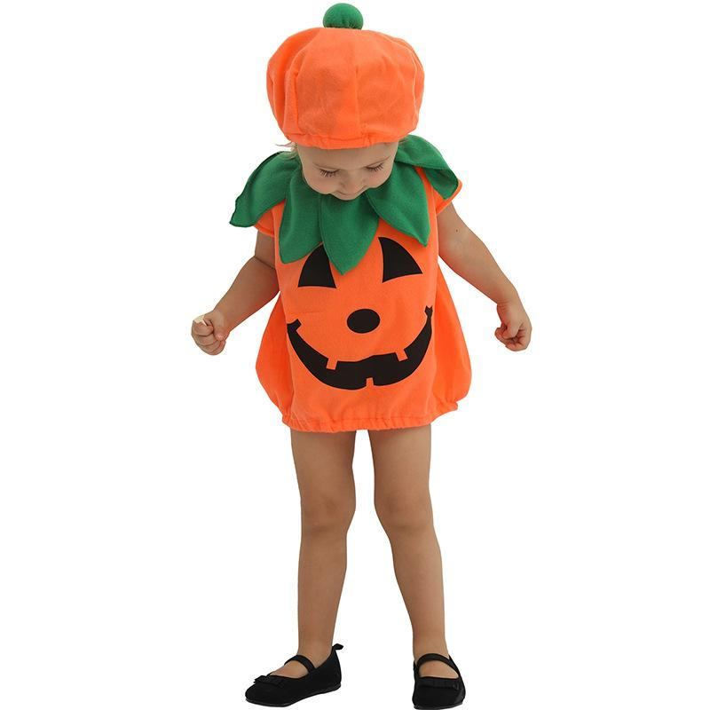 Halloween Costumes Baby Cute Pumpkin Costumes Boys And Girls Holiday Delicate Beautiful Dress Suit Novelty Dress Skirt Halloween Costumes Four People Halloween Group Costumes For Girls From Meet998 14 08 Dhgate Com
