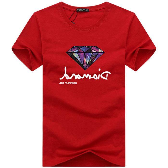 moda mujer camiseta de diamantes visten 2020 hombres camiseta de manga corta casuales marca de diseño de camisetas verano Y3