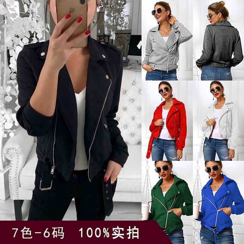 8Colour S-3XL 패션 플러스 플리스 스웨터 여성 가을과 겨울 플러스 양털 새로운 겨울 자켓 여성 캐주얼 셔츠 탑 37596167172554